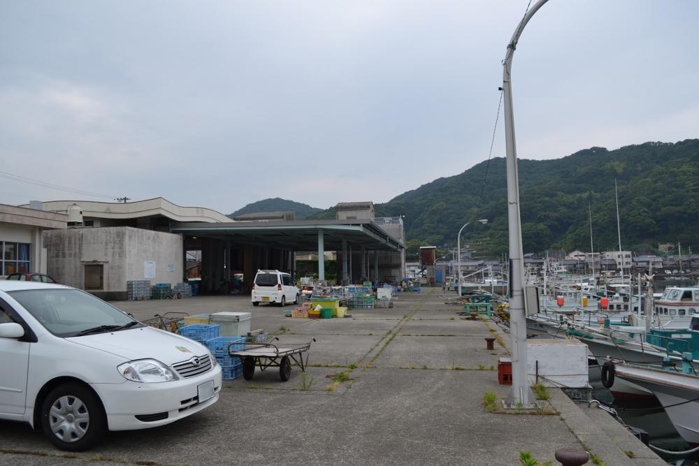 徳島県南部地域漁港